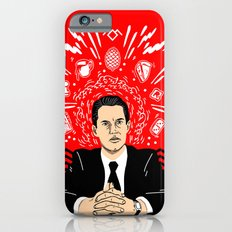 Twin Peaks: Dale Cooper's Thoughts iPhone 6s Slim Case
