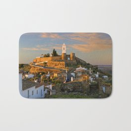 Monsaraz Portuguese medieval village, the Alentejo Bath Mat