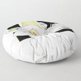 NUDEGRAFIA - 27 Floor Pillow