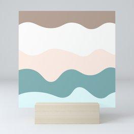 Creamy Mini Art Print