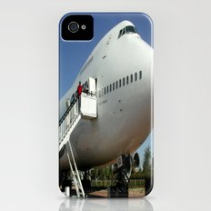 Fly QANTAS! iPhone (4, 4s) Slim Case
