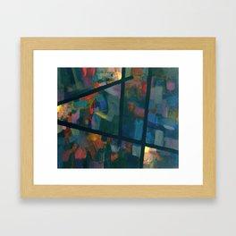 Spectrum 3 Framed Art Print
