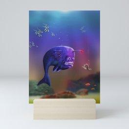 Fishhook Mini Art Print