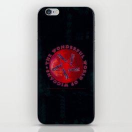 THE WONDERFUL WORLD OF WICCANS - 060 iPhone Skin