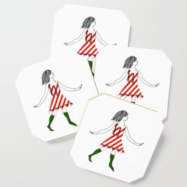 Marianne-Dress Coaster