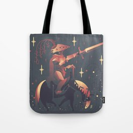 A Starry Knight Tote Bag