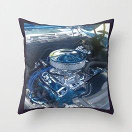 Edelbrock Throw Pillow