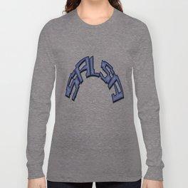 Salsa Olga Abstrakta Long Sleeve T-shirt
