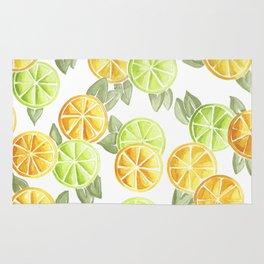 Limes & Lemons Rug