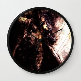 The violinist Wall Clock