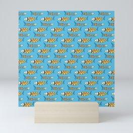 Sardines Mini Art Print