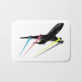Ink Jet Bath Mat