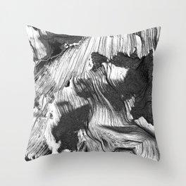 Breath 1 Throw Pillow