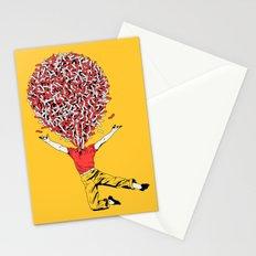 Jelly dance Stationery Cards