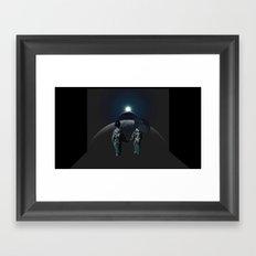 Alignment II Framed Art Print