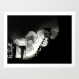 Ruhrpott Art Print