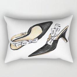 D SHOES SS17 Rectangular Pillow