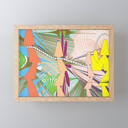 Reparationn Framed Mini Art Print