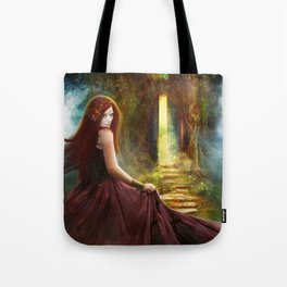 Knock At The Door, Redeux Tote Bag