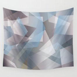 Abstract 209 Wall Tapestry