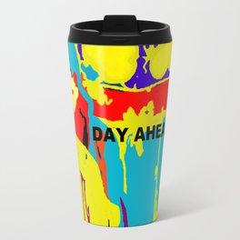 Day Ahead    by Kay Lipton Travel Mug