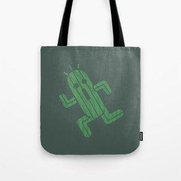 Cactuar - Final Fantasy Tote Bag