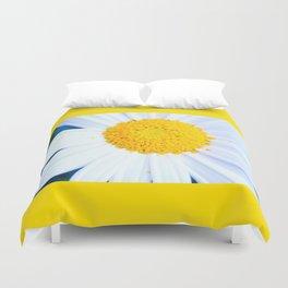 SMILE - Daisy Flower #2 Duvet Cover