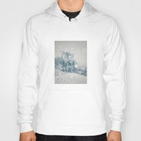 outdoor Hoodies featuring Outdoor Theater by Artist pIL