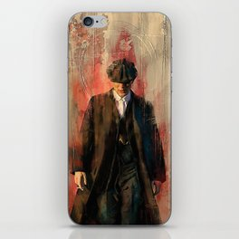 Tommy Shelby iPhone Skin