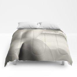 Nudist Beach Comforters
