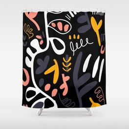 Up At Dawn Shower Curtain