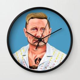 Hipstory -  vladimir putin Wall Clock