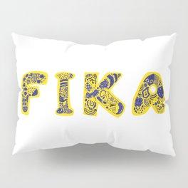 Fika- Folk style Pillow Sham