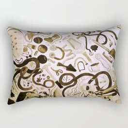 Inventory Rectangular Pillow