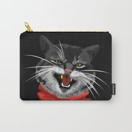 The Cat with a golden tooth Carry-All Pouch