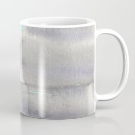 Stormy Weather with Blue Sky Coffee Mug
