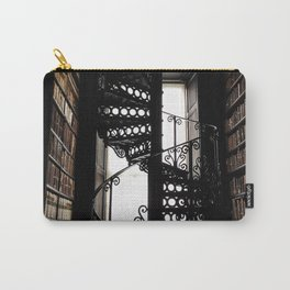 Trinity College Library Spiral Staircase Carry-All Pouch