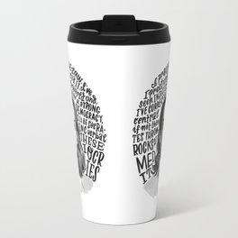 Non-Stop Travel Mug