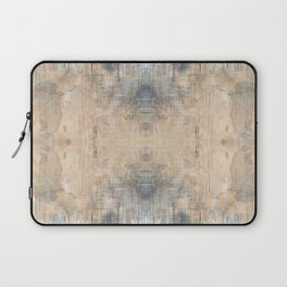 Glitch Vintage Rug Abstract Laptop Sleeve