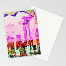 Seattle | Project L0̷SS   Stationery Cards