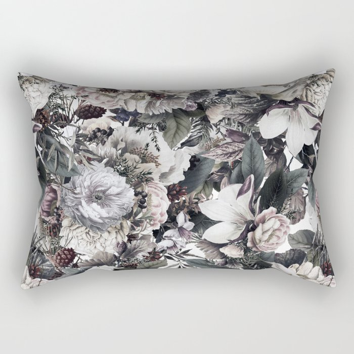 Forest of flowers Rectangular Pillow