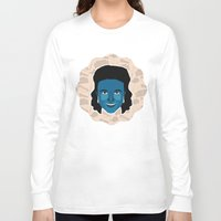 seinfeld Long Sleeve T-shirts featuring Elaine Benes - Seinfeld by Kuki