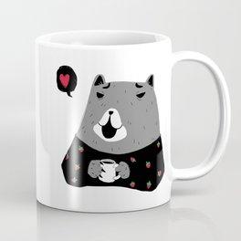Mr. Bear Coffee Mug