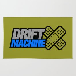 Drift Machine v6 HQvector Rug