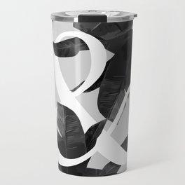 Botanical Ampersand Travel Mug