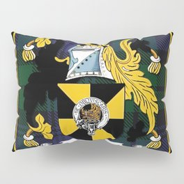 Campbell Clan Scottish Coat Of Arms And Crest Pillow Sham
