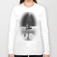 wonderland Long Sleeve T-shirts featuring WONDERLAND by GL-ART-PHOTOGRAPHY