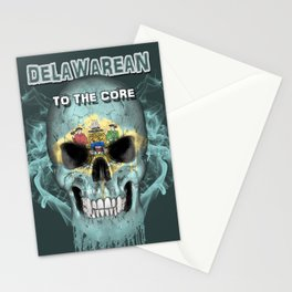 To The Core Collection: Delaware Stationery Cards