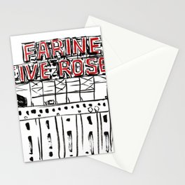 Five Roses Stationery Cards