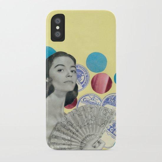 Fan Club iPhone Case